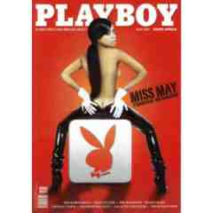 playboy south africa may 2011