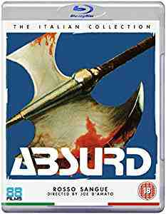 Absurd Blu ray Joe DAmato