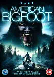 American Bigfoot DVD
