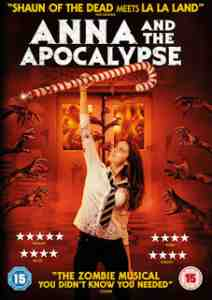 Anna and the Apocalypse DVD