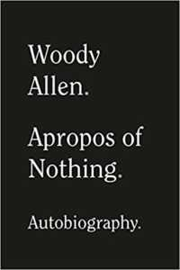 Apropos of Nothing by