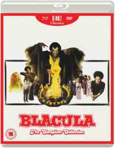 Blacula Complete Collection DVD Blu ray