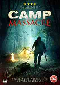 Camp Massacre DVD
