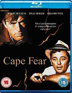 Cape Fear Blu ray Gregory Peck