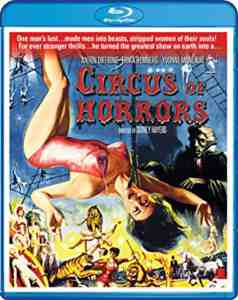 Circus of Horrors Blu-ray