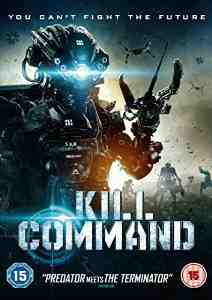 Command Blu ray Vanessa Thure Lindhardt
