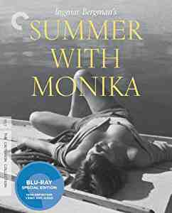 Criterion Collection: Summer With Monika Blu-ray