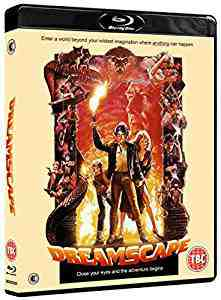 Dreamscape Blu-ray