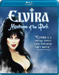Elvira: Mistress of the Dark Blu-ray