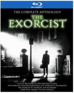 Exorcist Complete Anthology Blu ray Various
