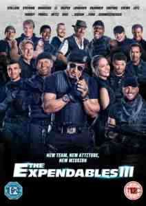 Expendables 3 DVD Sylvester Stallone