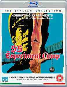 Experiment Camp Blu ray Mircha Carven