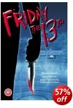 Friday 13th DVD cover