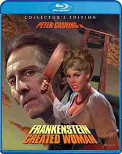 Frankenstein Created Woman Blu-ray