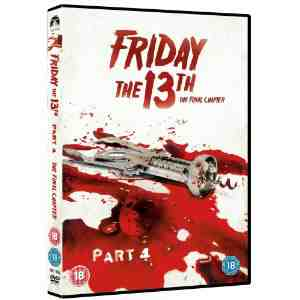 Friday 13Th Part 4 DVD