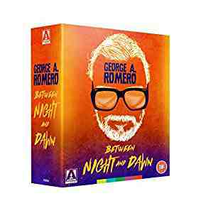 George Romero Between Night And Dawn Limited Edition Blu-ray