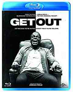 GET OUT BD + digital download Blu-ray