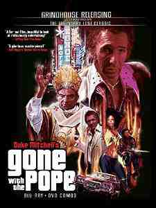 Gone Pope Blu ray DVD Combo
