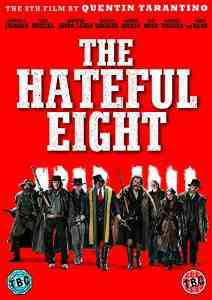 Hateful Eight DVD Samuel Jackson