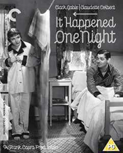It Happened One Night Blu-ray