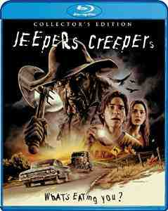 Jeepers Creepers Collectors Blu ray Justin