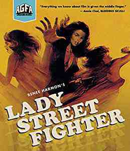 Lady Street Fighter Blu-ray