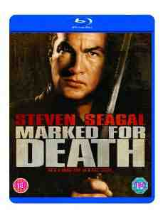 Marked Death Blu ray Steven Seagal