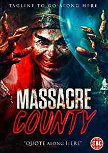 Massacre County DVD