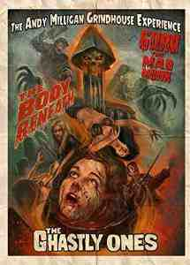Milligan Grindhouse Experience Triple Feature