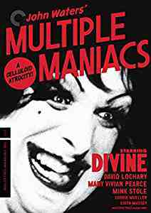 Multiple Maniacs DVD