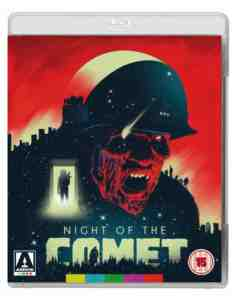 Night Comet Dual Format Blu ray august