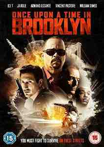 Once Upon Time Brooklyn DVD