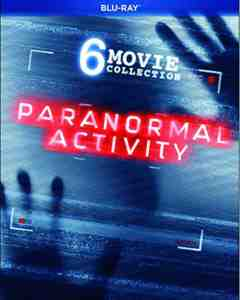 Paranormal Activity 6-Movie Collection Blu-ray