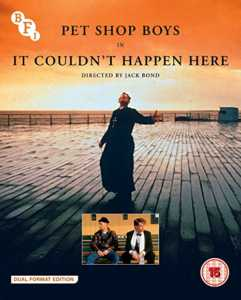 Pet Shop Boys - It Couldn't Happen Here DVDBlu-rayCombo