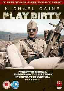 Play Dirty DVD Michael Caine