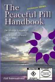 Peacefull Pill Handbook, book cover
