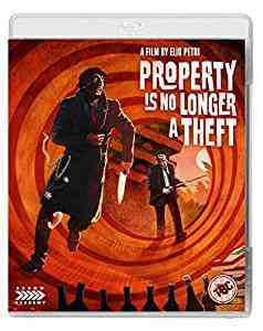 Property is No Longer a Theft Blu-ray