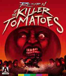 Return Killer Tomatoes Special Blu ray
