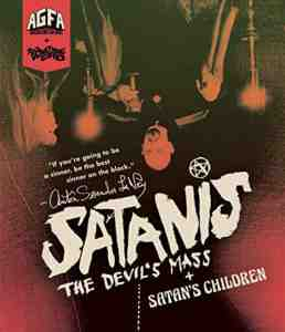 Satanis: The Devil's Mass + Satan's Children DVDBlu-rayCombo
