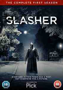 Slasher Complete First Season DVD