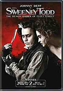 Sweeney Todd:Demon Barber of Fleet St