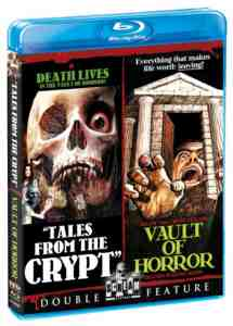 Tales Crypt Vault Horror Blu ray