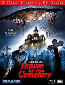 The House By The Cemetery Blu-ray