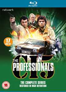 The Professionals: The Complete Series Blu-ray