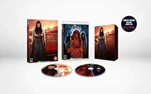 The Woman + Offspring Limited Edition Blu-ray