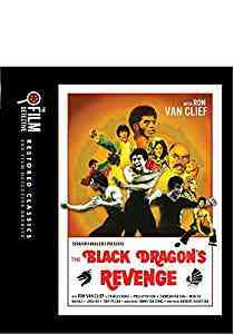 The Black Dragon's Revenge - Special Edition Blu-ray