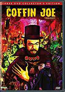 The Coffin Joe Trilogy Collection DVD