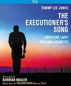 The Executioner's Song Blu-ray