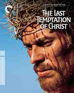 The Last Temptation of Christ Blu-ray