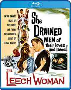 The Leech Woman Blu-ray